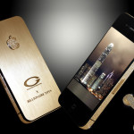 iPhone 4S BILLIONAIRE TOYS Gold edition