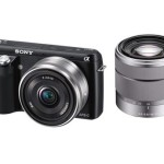 NEX-F3 compact system camera from Sony