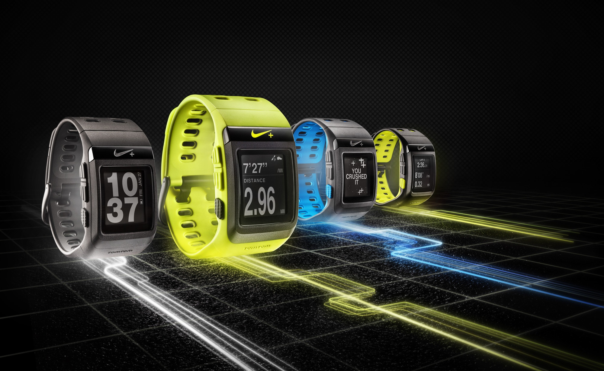 Nike+ Sportwatch
