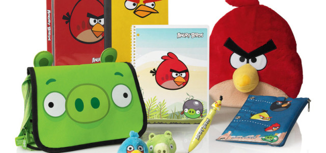 To let students staying up-to-date on the latest fashion and pop culture trends, OfficeMax launched Angry Birds back-to-school gears featuring unique designs and embellishments. The game's loveable exploding birds, green pigs in armor and other characters and scenes from the game are found on the covers of folders, pencil pouches, […]