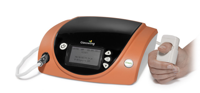 OrSense introduced Glasswing, the wireless, non-invasive hemoglobin (Hb) measurement system for anemia monitoring, hemorrhage detection and pre-donation screening. Introduced at the 32nd ISBT, in Mexico, the new portable system enables on-line storage and download of data, real-time communication with electronic medical records as well as with other digital data devices […]