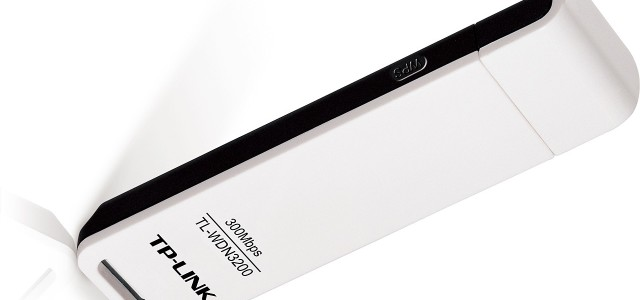 TP-Link's new TL-WDN3200 N600 Wireless Dual Band USB Adapter allows users to access 5GHz connections or legacy 2.4GHz connections at 300Mbps. Compatible with Windows XP 32/64bit, Vista 32/64bit, and Windows 7 32/64bit, the TL-WDN3200's 5GHz band wireless connections eliminating the interference from neighboring wireless devices or even household appliances. With […]