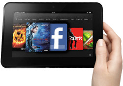 With prices starting at £159.00, Kindle Fire HD pre-order opens to everyone in the UK (United Kingdom). Mentioned as the worlds most-advanced 7 tablet, Kindle Fire HD comes with a customised HD display, the fastest Wi-Fi, exclusive Dolby audio, powerful processor and graphics engine, 11 hours of battery life, and […]