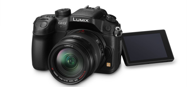 Panasonic introduced the LUMIX DMC-GH3, the company's new Digital Single Lens Mirrorless camera that's tough enough to withstand the extreme conditions, thank to its magnesium alloy full diecast body and advanced splash / dustproof construction. And to reinforce the LUMIX GH3, Panasonic also offers a full lineup of lenses including […]