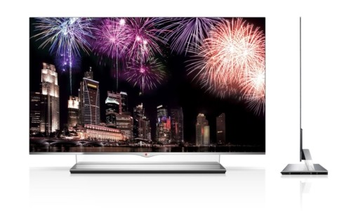 Starting next month, customers in South Korea can improve their living room with the new 55-inch WRGB OLED TV (Model 55EM9700) from LG. Priced at KRW 11 million (approximately US $10,000), the LG's OLED TV is only 4 millimeters (0.16 inches) thin and less than 10 kilograms (22 pounds) weight. […]