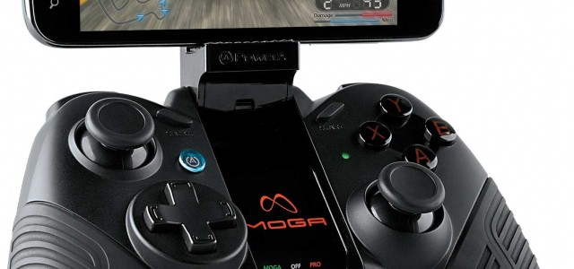 MOGA Pro Controller is able to transform your Android device into a mobile gaming system featuring full-sized console-style grips, precision dual analog sticks, 4 action buttons, a classic directional pad, two shoulder buttons, two shoulder triggers, rechargeable batteries, USB charging cord and a tablet stand. Expected to be available in […]