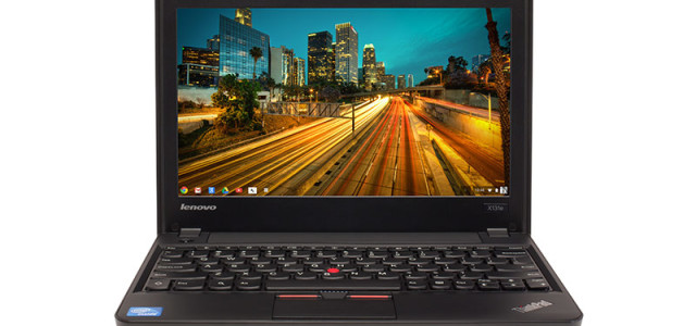 Designed for the daily rigors of K-12 education, the rugged ThinkPad X131e Chromebook is a fast booting, highly customizable laptop PC. As stated by the company, it's amied to simplify software and security management for school administrators. Regarding powerhouse, the 11.6-inch X131e laptop features an Intel® Celeron processor and a […]