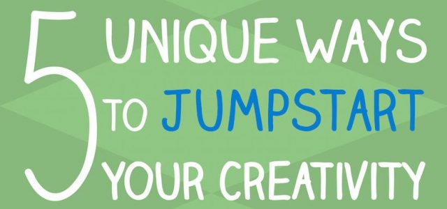 "Do you know how to JumpStarts Your Creativity? I will share 5 unique ways those are probably you've already known. The first way is ""Be Bored"", what does it mean? It means you need to be idle, stop and think. What is the second way? ""Unwind with a Drink"", just […]"
